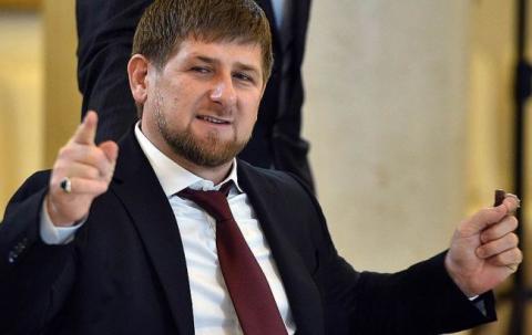 Кадиров заявив про затримання угруповання ІДІЛ в Чечні