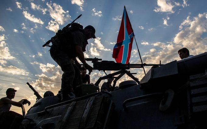 В сети сообщили о взятом в плен отряде боевиков ДНР: появилось фото