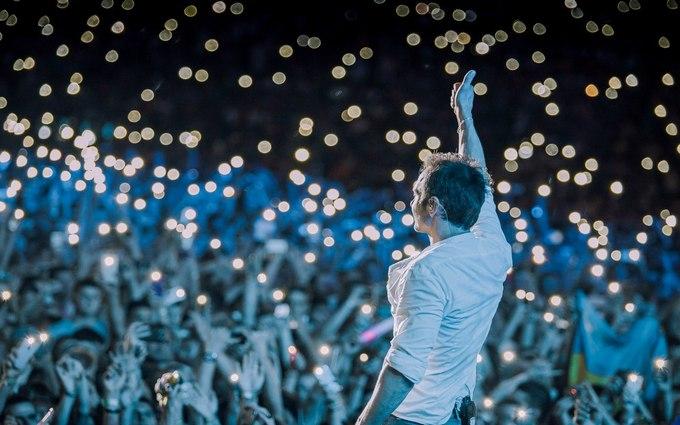 """В Одесі відгримів концерт """"Океану Ельзи"""": опубліковані фото і відео (3)"""