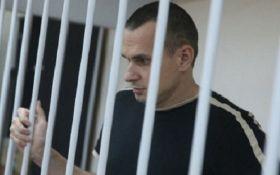 РосСМИ: Сенцов прекратил голодовку