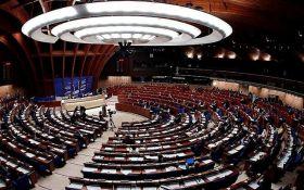 Рада Європи прийняла рішення по Україні, якому опиралася Росія