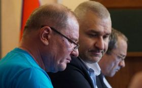 Росія засудила одного з кримськотатарських лідерів