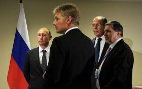 """Без траура: у Путина отреагировали на санкции США против """"Северного потока-2"""""""