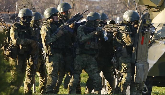 Міноборони РФ сформує три нові дивізії