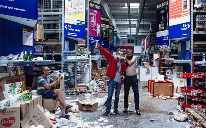 """День взяття """"Метро"""": у соцмережах насміхаються над """"героїчною"""" датою бойовиків ДНР"""