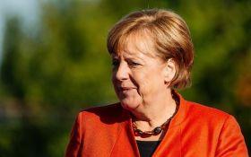 Как Киев встретил Ангелу Меркель - первые фото и видео