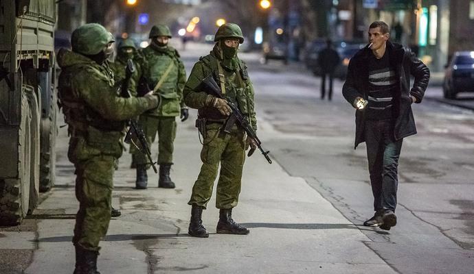 После оккупации Крыма много военных перешло на сторону РФ - Матиос