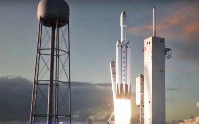 Запуск Falcon Heavy в космос: розкрито головні таємниці Ілона Маска