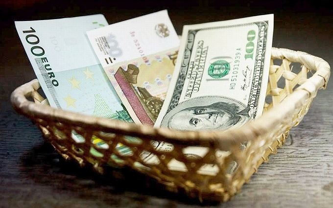Курс валют на 22 февраля