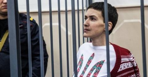 Російський суд відхилив апеляцію на продовження арешту Савченко (1)