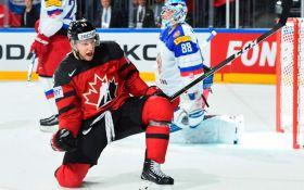 Хокеїсти Канади за 4 хвилини поставили Росію на коліна: опубліковано відео