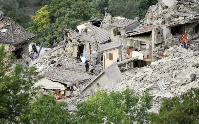 Землетрус в Італії: з'явилися нові дані про загиблих