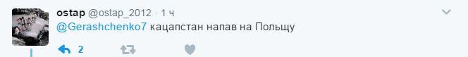 С каждым днем все интереснее: соцсети взбудоражил обстрел Генконсульства Польши (11)