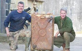 Британський колекціонер знайшов золоті злитки в купленому танку - опубліковані фото