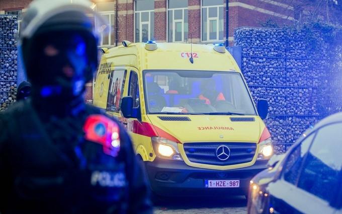 Захват террористов в Брюсселе: появились видео и новые подробности