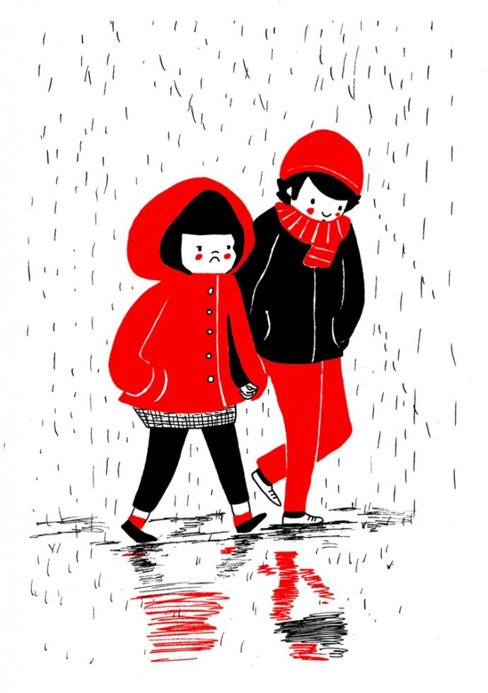 Как прекрасно быть вместе: веселые комиксы о семейной жизни (2)