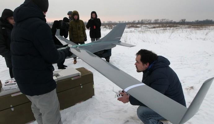 Крилаті винищувачі пройшли випробування для ЗСУ (5 фото)