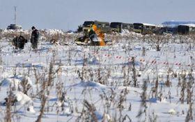 Авиакатастрофа Ан-148: в СК РФ сообщили о состоянии самолета в момент трагедии
