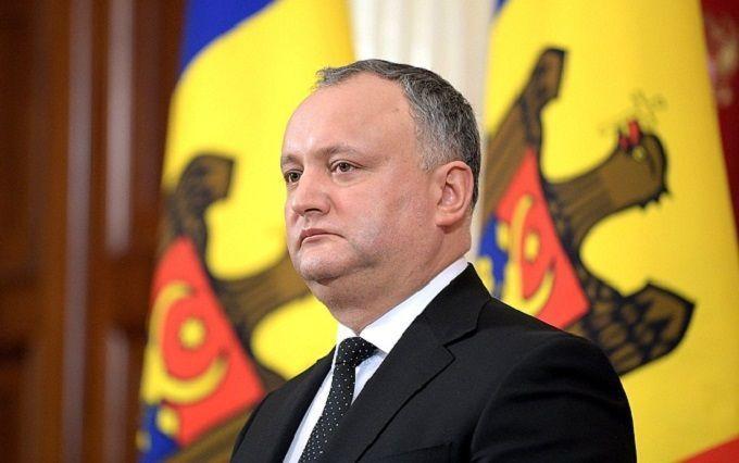 Додон решил пойти против правительства своей страны из-за дружбы с Россией