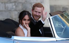 Принц Гаррі та Меган Маркл здивували місцем проведення медового місяця