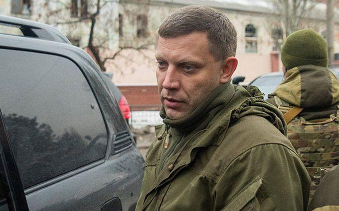 """Захарченко прояснив скандальну заборону на виїзд з """"ДНР"""": з'явилося відео"""