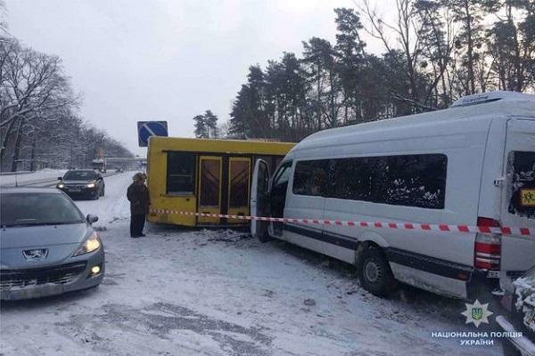 """Укравтодор"""" не будет строить двухуровневые развязки под Киевом без решения КГГА (1)"""