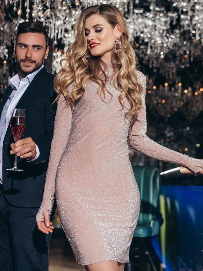 Новогодний шик: выбираем платье для корпоратива (1)