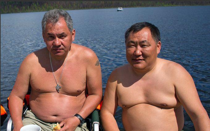 У Авакова для сторінки розшуку Шойгу знашли смішне фото: соцмережі веселяться