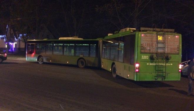 В Харькове задержали подозрительного водителя троллейбуса: появилось фото (1)