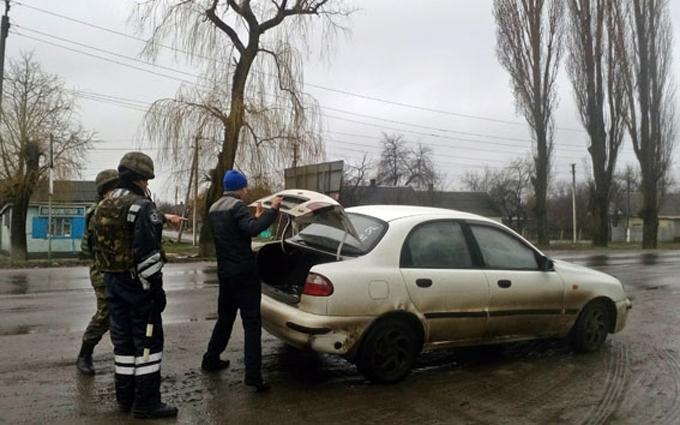 На Донбассе провели операцию против диверсантов: фото результатов