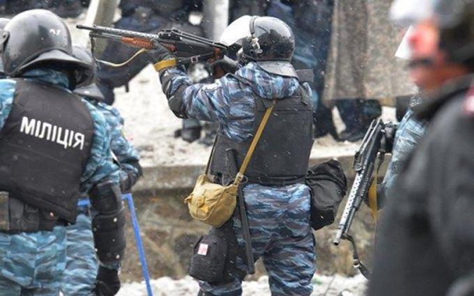Розстріли на Майдані: беркутівець видав нові гучні деталі