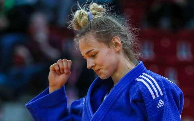 Юная украинка триумфально завоевала Кубок Европы по дзюдо