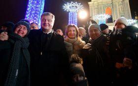 Новорічне привітання Президента України Петра Порошенко з 2019 роком: відео