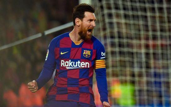 Барселона победила Наполи - шедевральный гол Месси стал хитом Лиги чемпионов