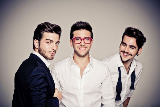 Итальянская поп оперная группа в Киеве: 5 причин пойти на концерт IL VOLO
