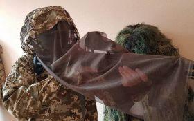 Украинские военные получили новую маскировочную экипировку: опубликованы фото