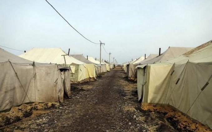 На военном полигоне произошел пожар, есть жертва и пострадавшие: названа причина