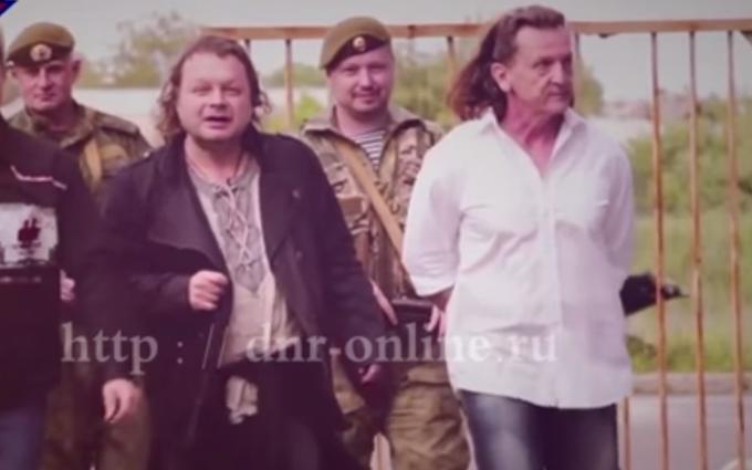 Російські рокери зняли кліп про бойовиків ДНР: опубліковано відео