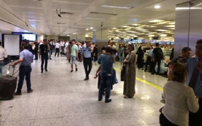 Теракти в Стамбулі: з'явилося нове відео вибуху