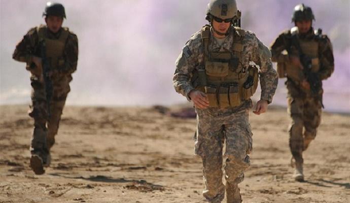 В результате обстрела американских военных в Афганистане есть жертвы