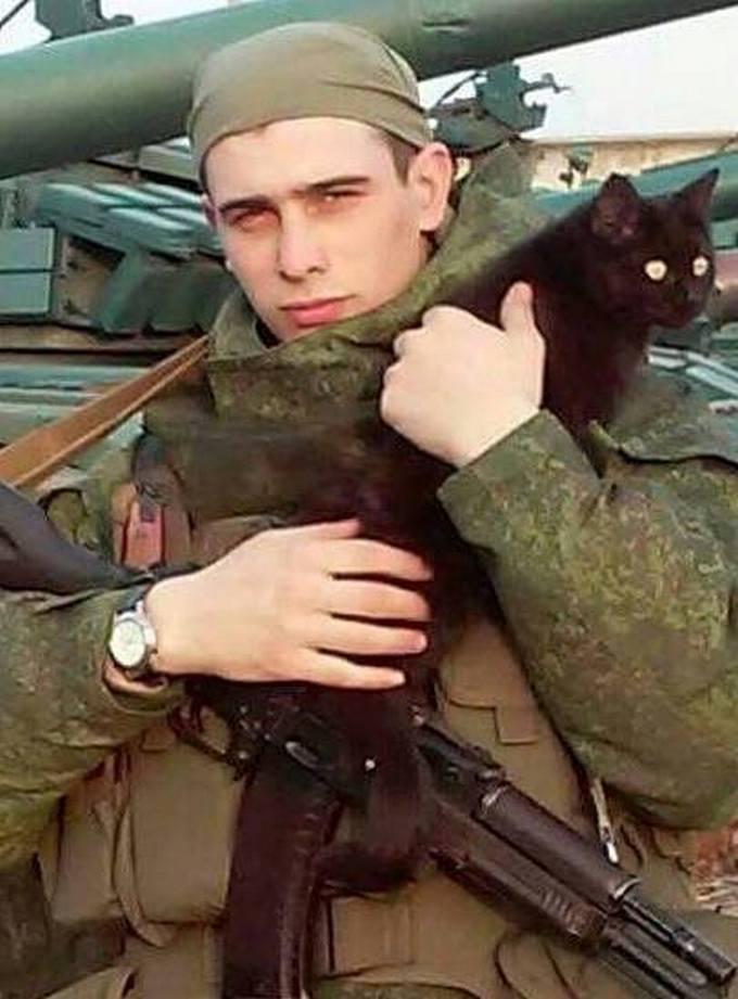 Серед бойовиків ДНР засікли найманців з Італії: з'явилися фото (9)