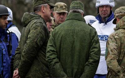 Донецькі бойовики порушують угоду про відвід важкої зброї, - ОБСЄ