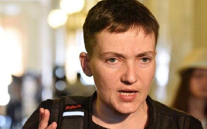 РосЗМІ об'єднали Савченко і бойовиків ДНР-ЛНР в одному фейку