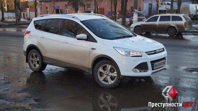 Пьяный депутат разъезжал по Николаеву: появились фото и видео (2)