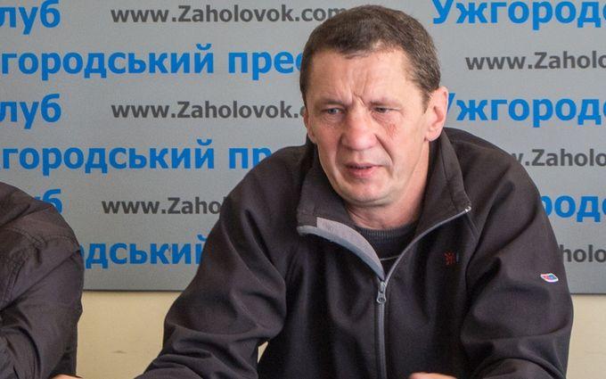 Взлом почты Суркова: Москаль решил проверить одиозного деятеля Закарпатья