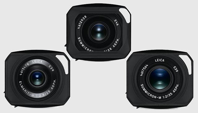 Leica представила нові об'єктиви для камер M-серії