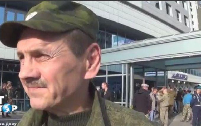 """Новий """"розп'ятий хлопчик"""": мережу підірвало відео з божевільною розповіддю бойовика ДНР"""