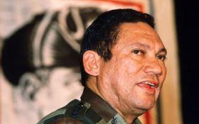 Умер панамский диктатор Мануэль Норьега