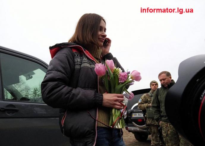 Стало известно, на кого обменяли Варфоломееву: опубликованы новые фото журналистки (4)