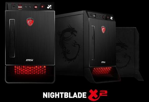 MSI анонсувала ігрові десктопи Nightblade X2 і MI2 (1)
